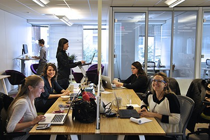 Coworking Community - Cambridge MA - NGIN Workplace