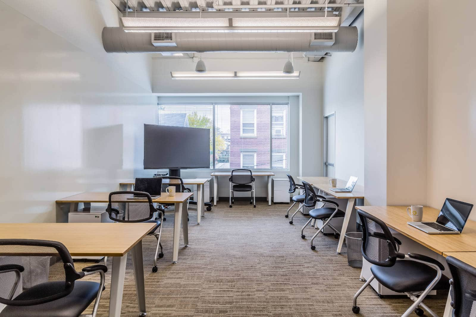 Jersey City Office Space Rentals